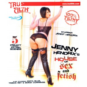 Jenny Hendrixs House Of Sex And Fetish